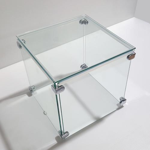 syk-781 조립형 유리 박스주문 제작 가능가격 전화상담